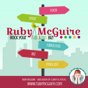 Rock Your Fabulous Biz Podcast Show 300 x 300