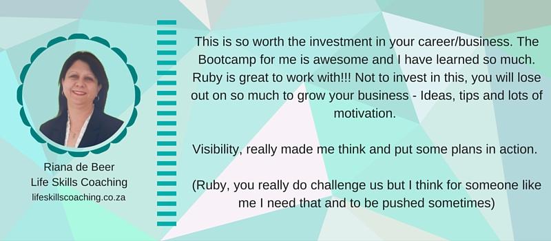 RYV Testimonials