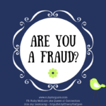 Are You A Fraud?